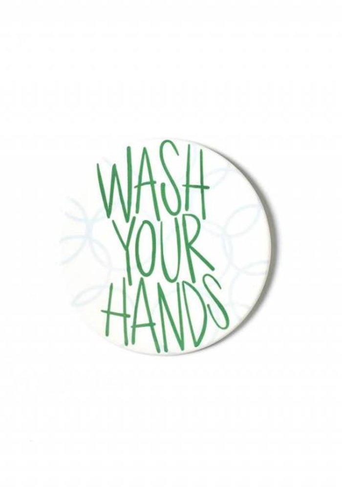 Wash Your Hands Bubble Mini Attachment