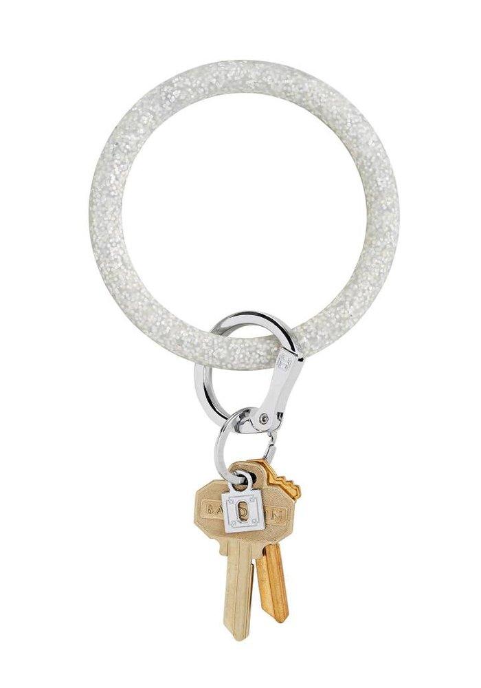 Quicksilver Confetti Silicone Big O Ring