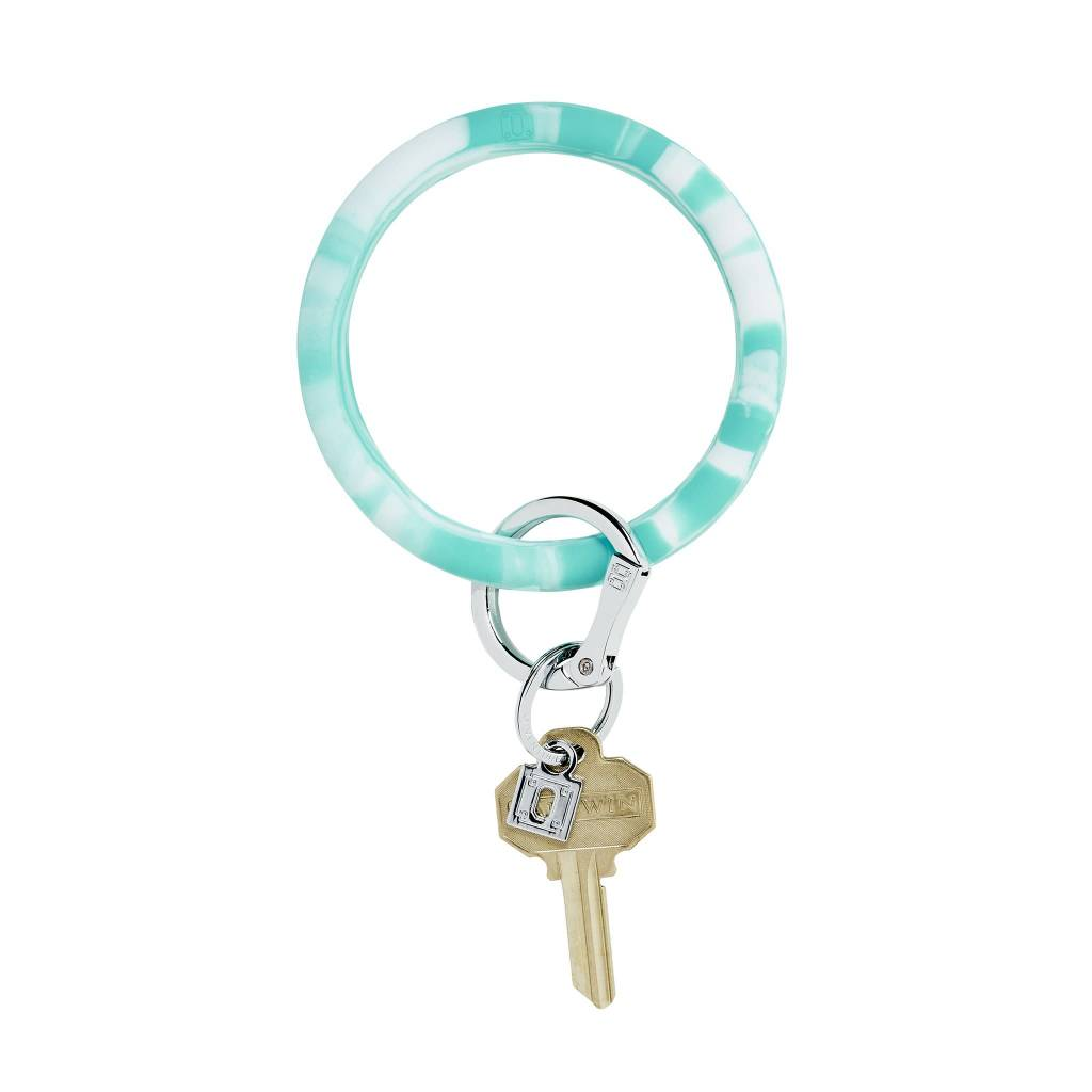 Oventure Silicone Big O Ring In The Pool Teal Marble