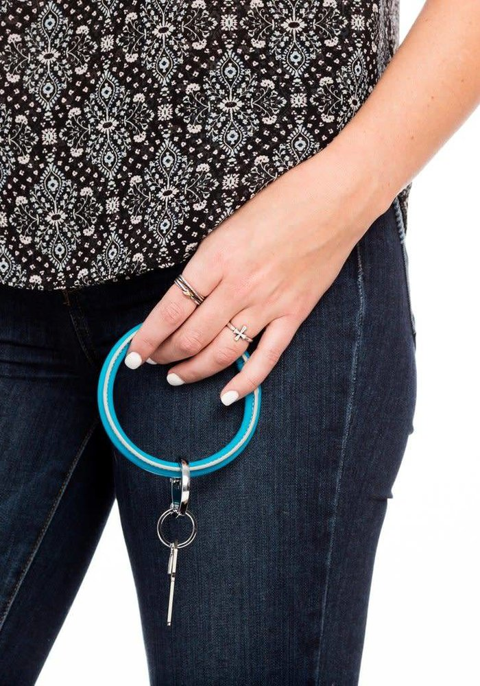 Leather Big O Ring Oceanside
