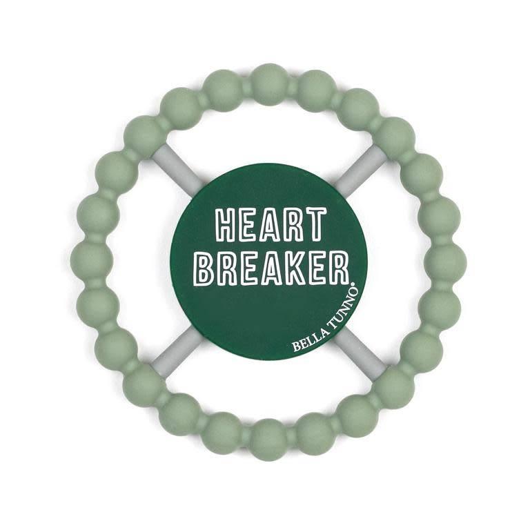 Bella Tunno Heart Breaker Happy Teether