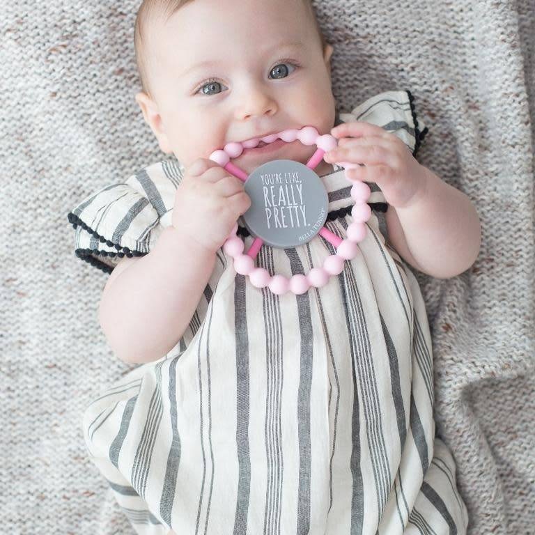 Bella Tunno You're Like, Really Pretty Teether