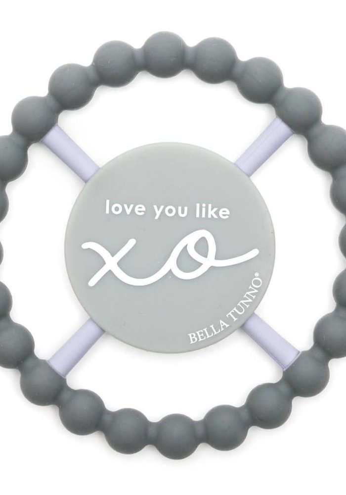 Love You Like XO Teether