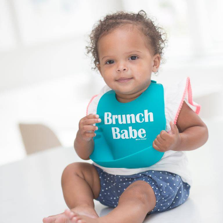 Bella Tunno Brunch Babe Wonder Bib