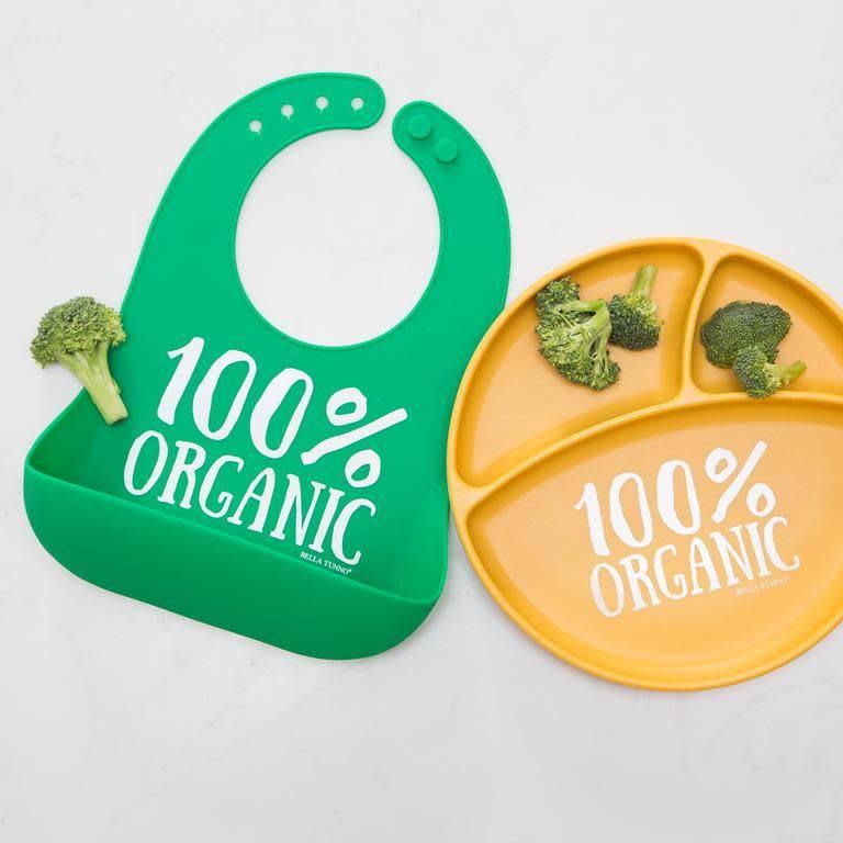 Bella Tunno 100% Organic Wonder Plate