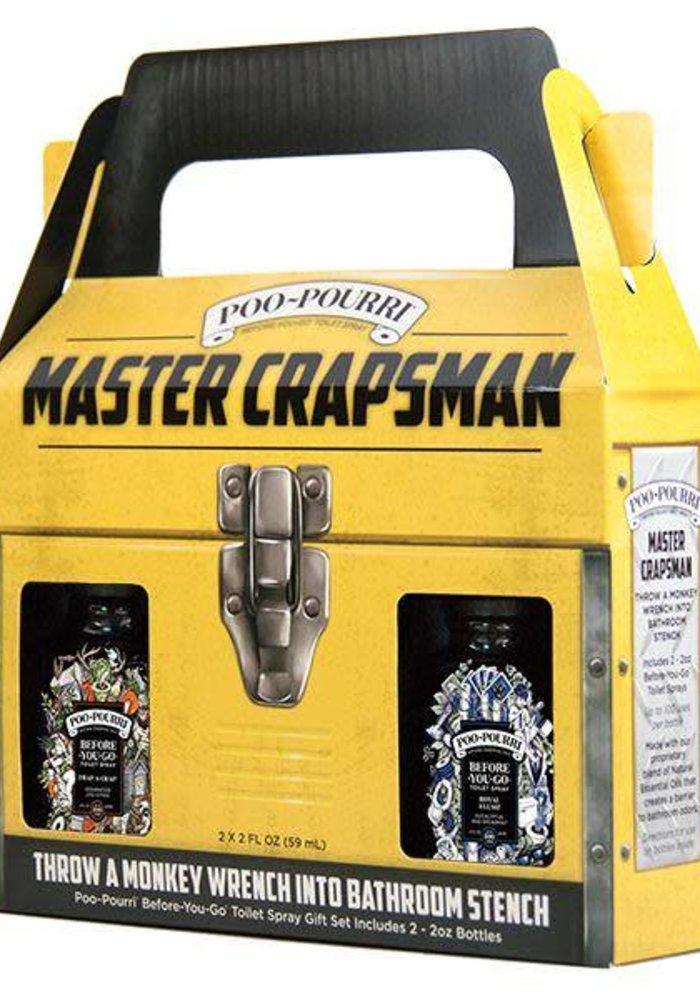 Master Crapsman