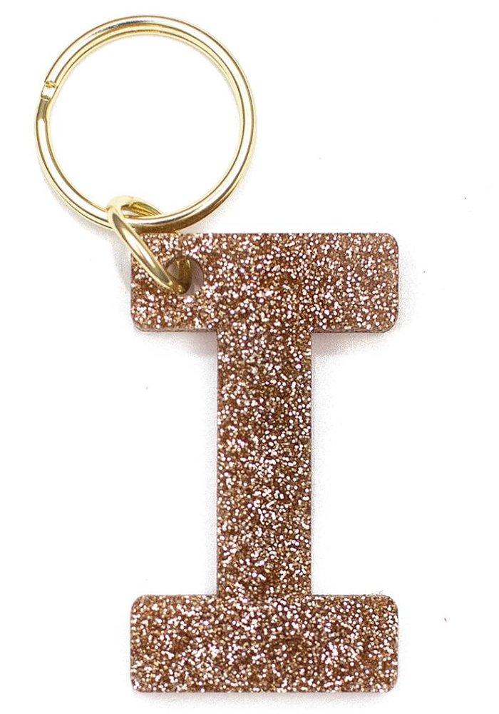 Glitter Keychain I