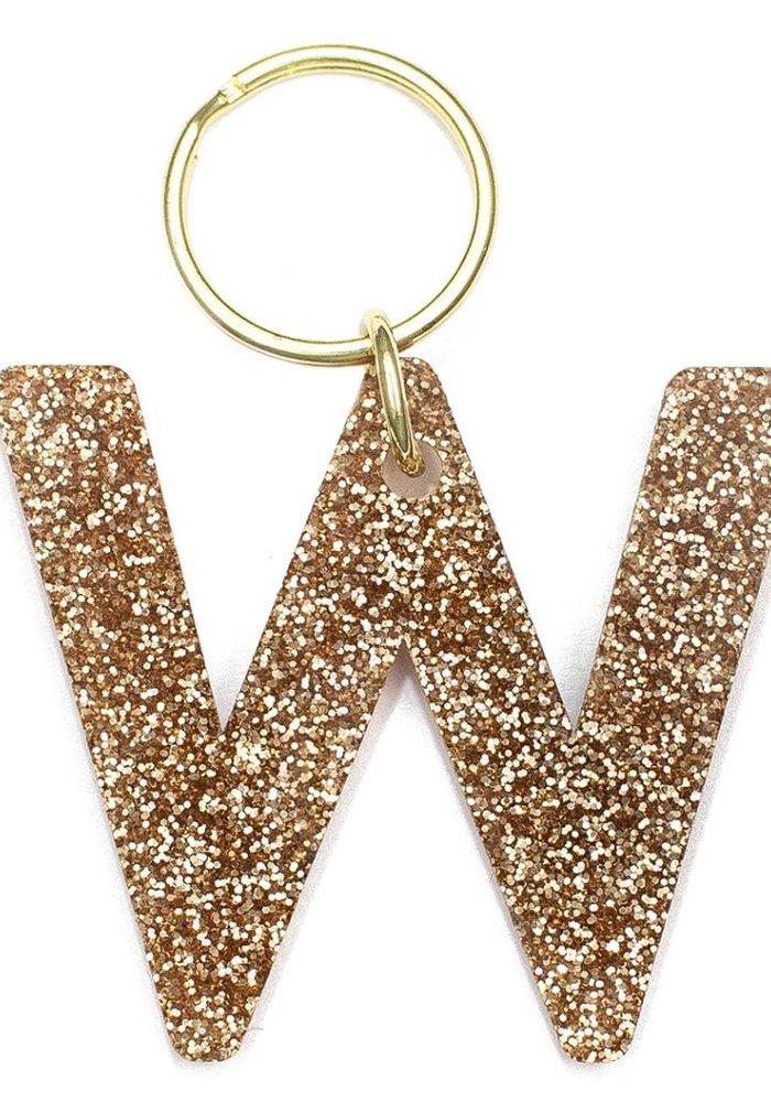 Glitter Keychain W