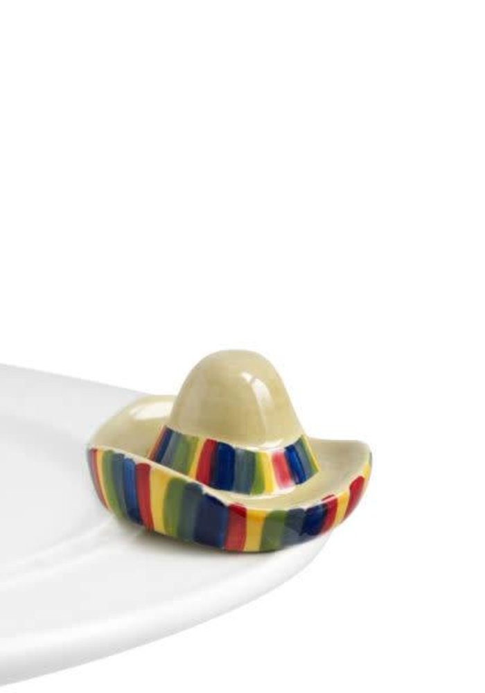 Ole! Sombrero Nora Fleming Mini