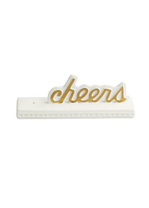 Nora Fleming Nora Fleming Cheers Sign