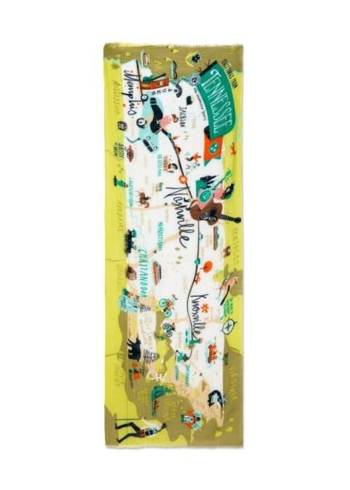 Spartina 449 Tennessee Scarf