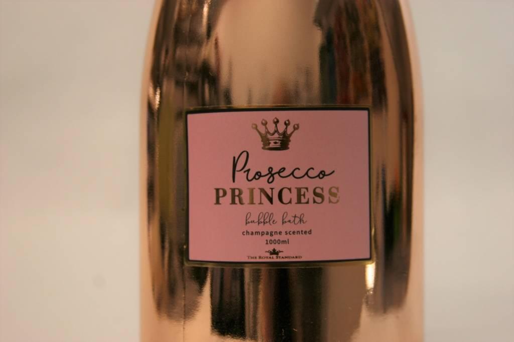 Prosecco Princess Rose Gold 34oz Bubble Bath