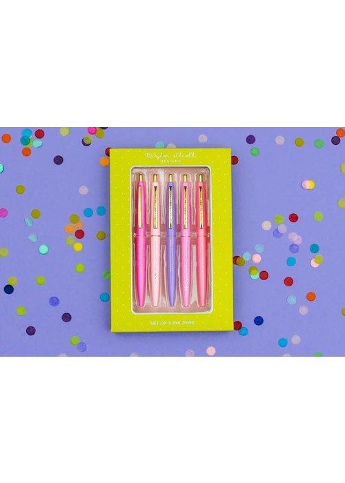 Taylor Elliot Pep Talk Pen Boxed Set