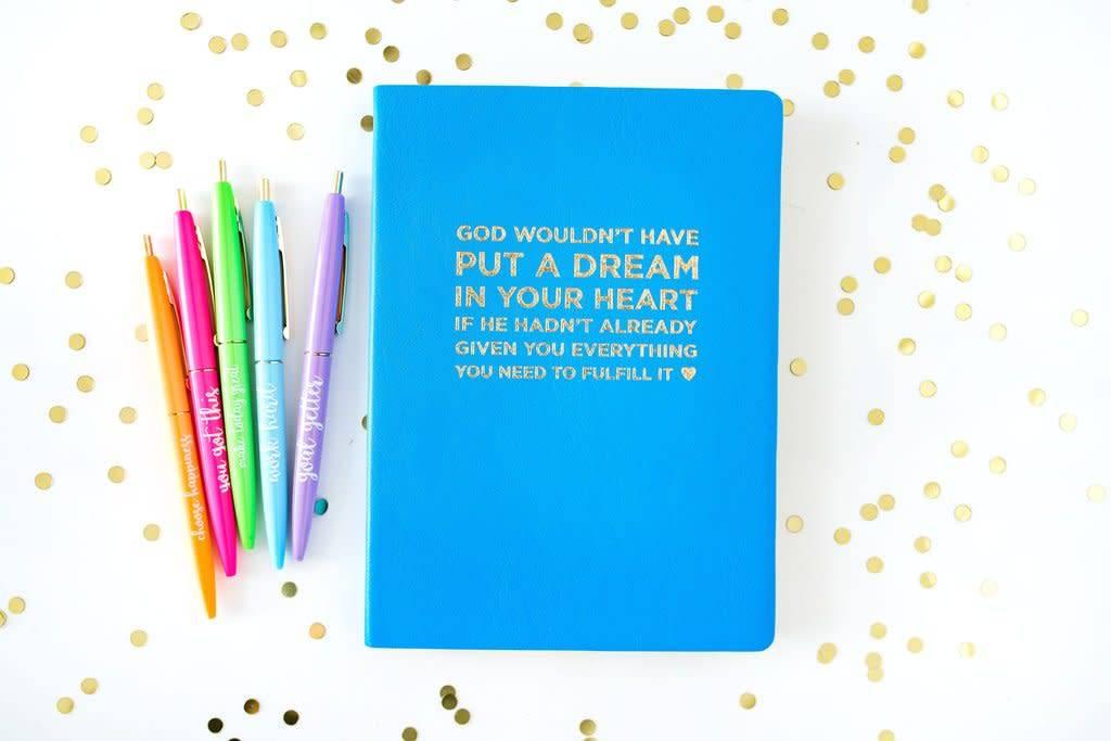 God + Dream Journal