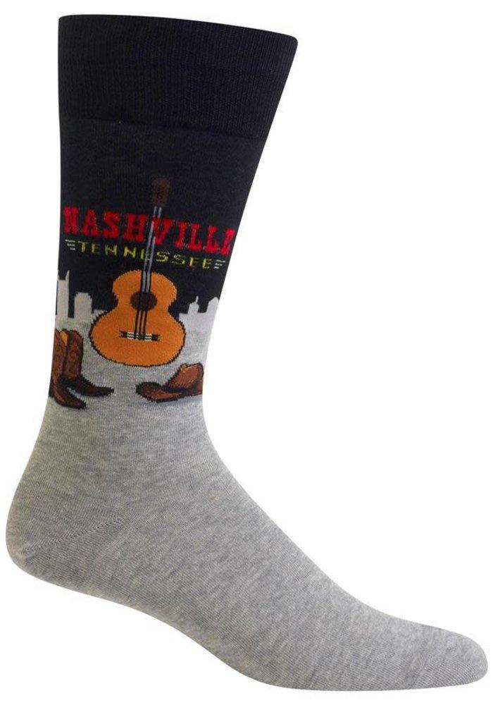 Nashville Crew Socks
