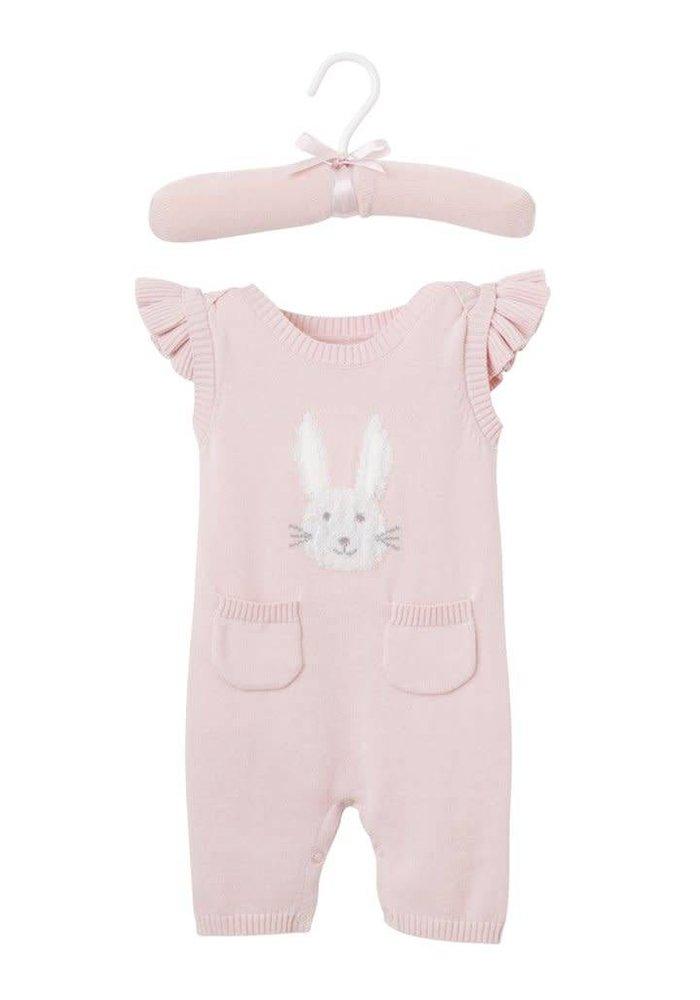 Pink Bunny Shortall