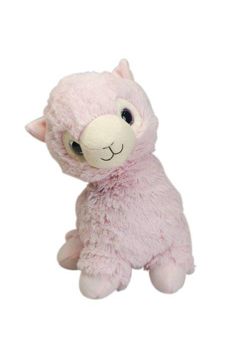 Pink Llama Cozy Plush Warmie