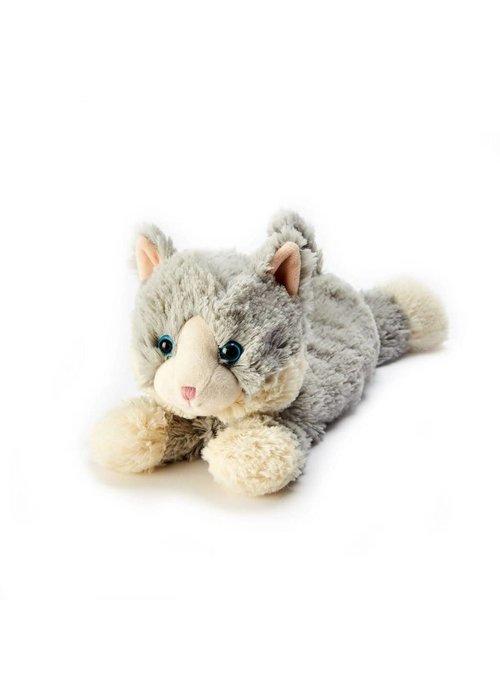 Grey Cat Cozy Plush Warmie