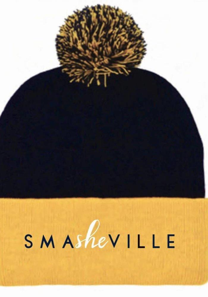SmaSHEville Preds Beanie