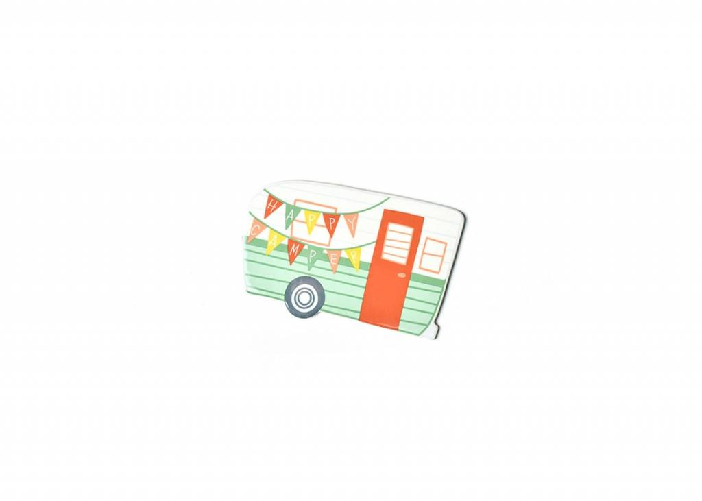 Happy Everything Happy Camper Mini Attachment