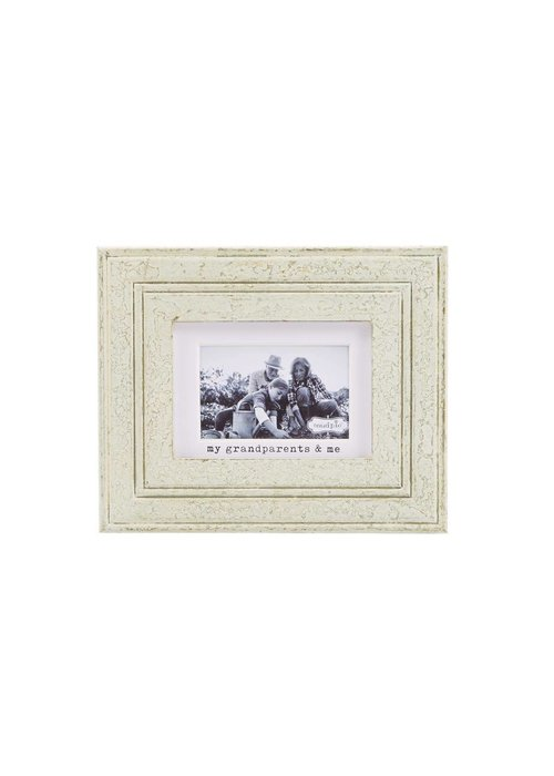 Mudpie My Grandparents & Me Wooden Picture Frame