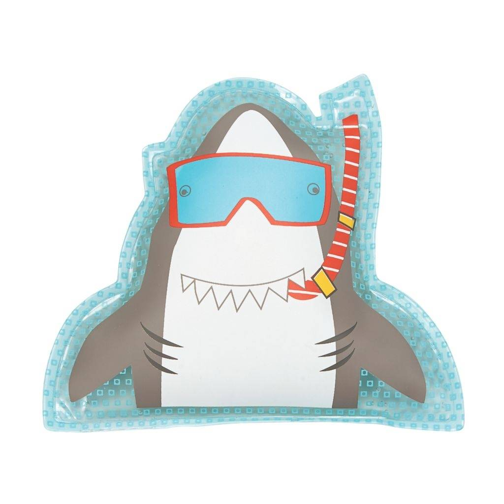 Mudpie Shark Ouch Pouch