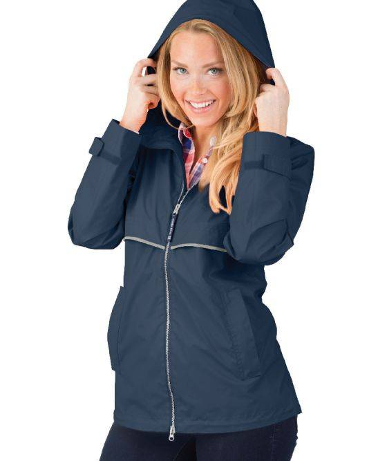 Navy New Englander Medium