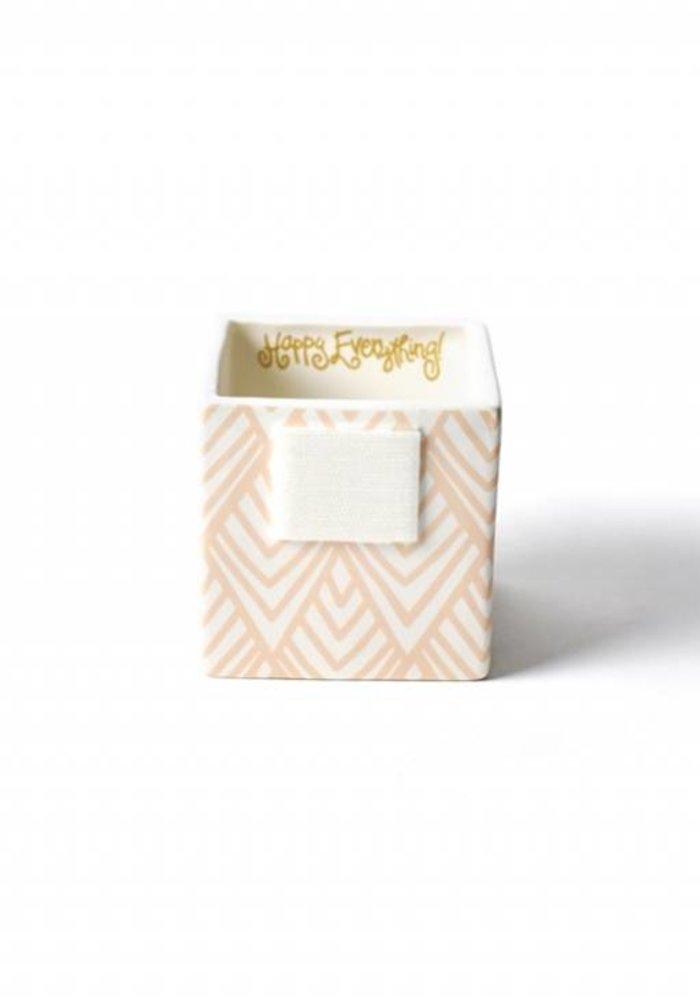 Layered Diamond Mini Nesting Cube Small