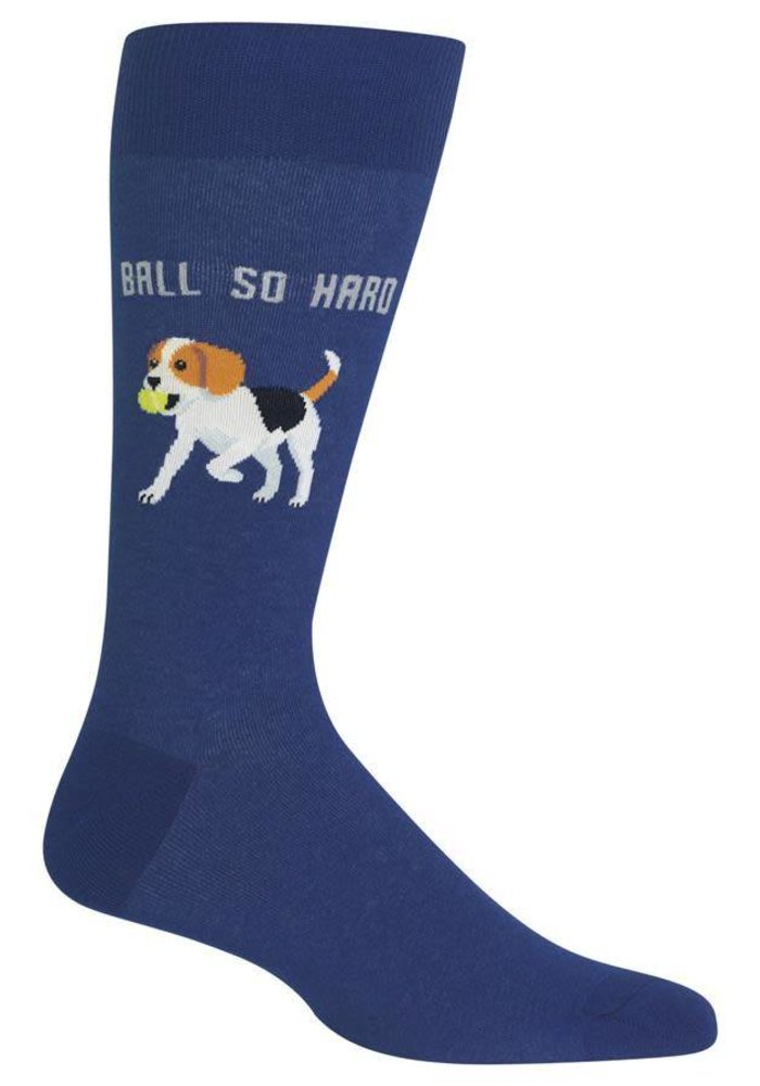 Ball So Hard Crew Socks