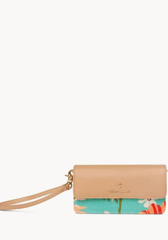 317 Broughton Jane Convertible Crossbody Clutch