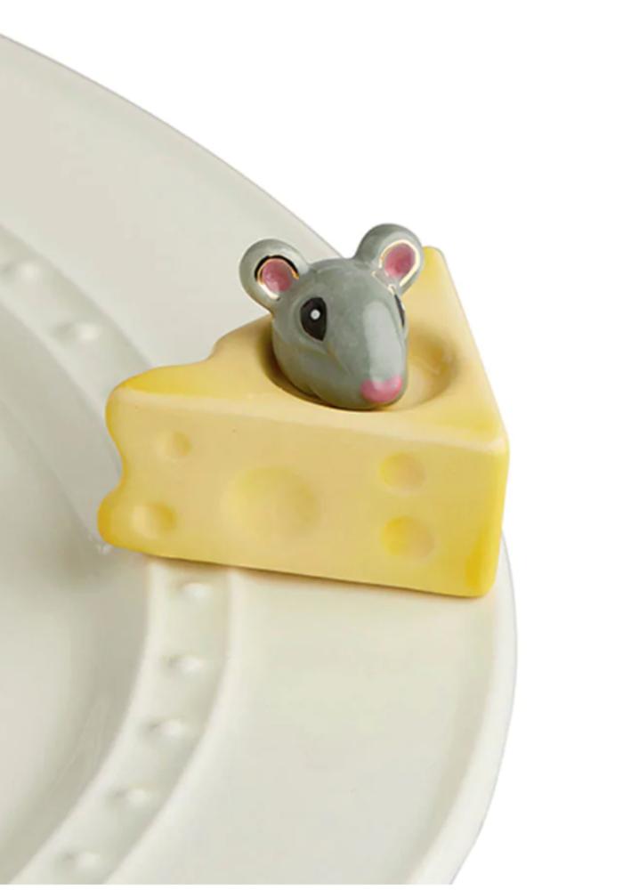 Cheese, please! Nora Fleming Mini