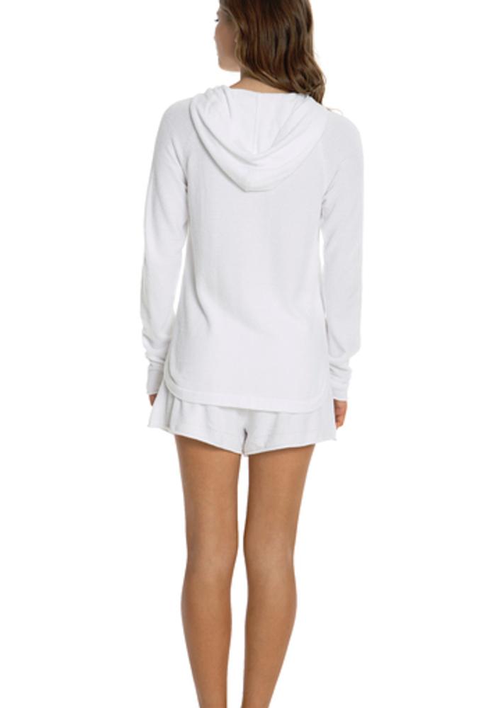 Cozychic Ultra Lite Pullover Hoodie Sea Salt M