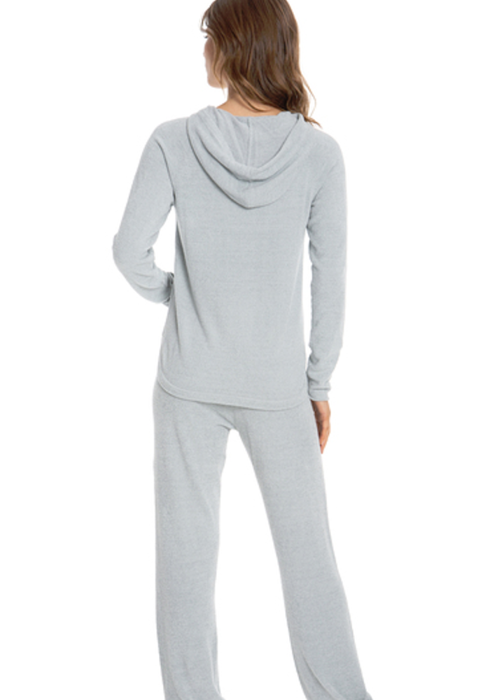 Cozychic Ultra Lite Pullover Hoodie Blue Water M