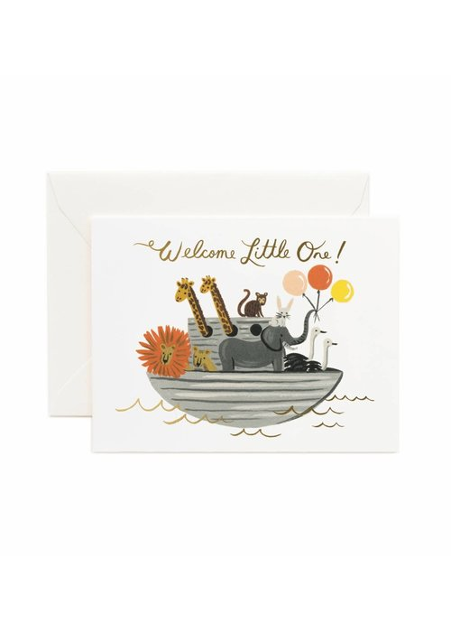 Noah's Ark Little One Card