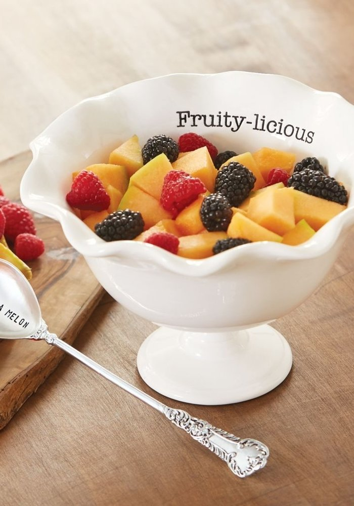 Fruity-licious Fruit Pedestal Bowl Set