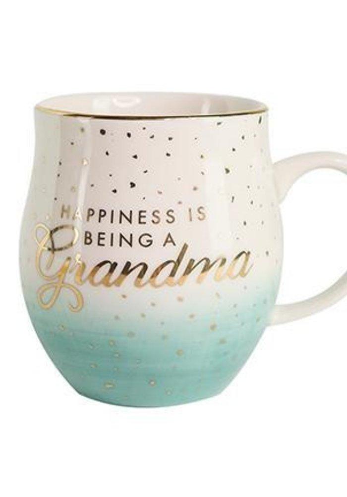 Happiness is Being a Grandma Ceramic Mug