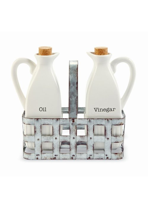 Mudpie Oil & Vinegar Set
