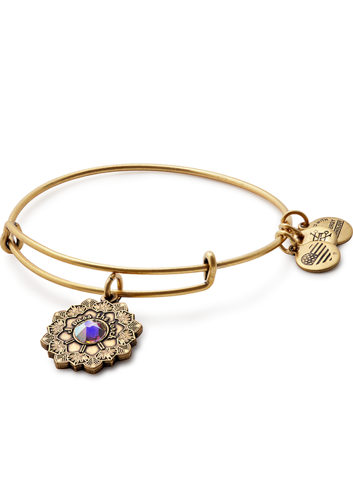 Alex & Ani Mother of the Bride Charm Bangle