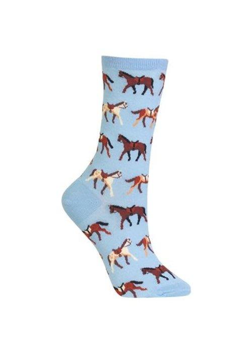 HotSox Horses Socks