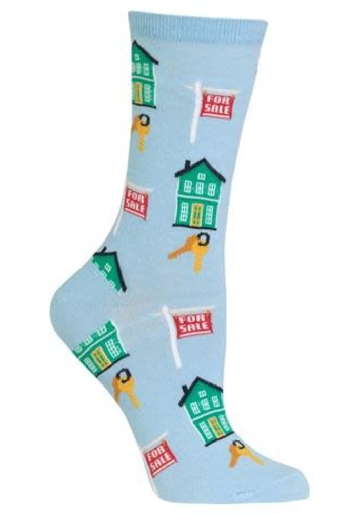 Realtor House for Sale Socks