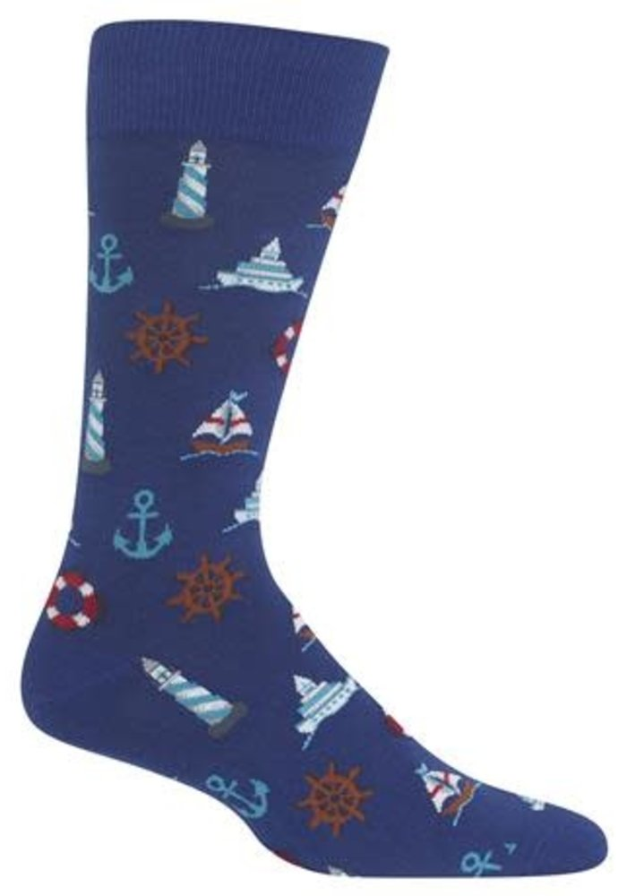 Men's Nautical Icon Socks