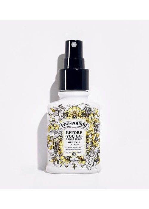 Poo-Pourri Original Citrus 2oz Bottle