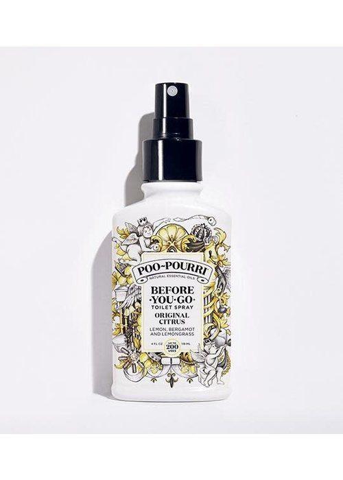 Poo-Pourri Original Citrus 4oz Bottle