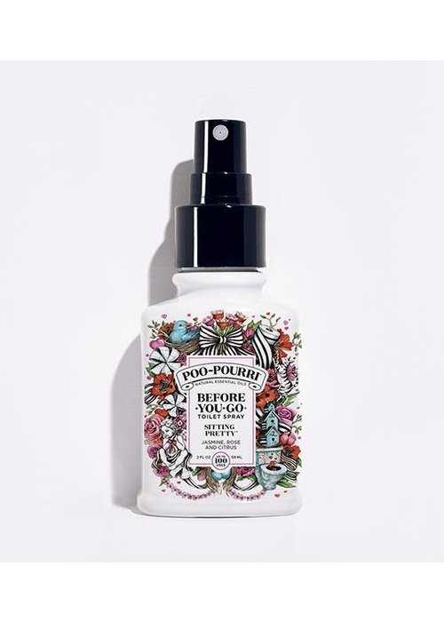 Poo-Pourri Sitting Pretty 2oz