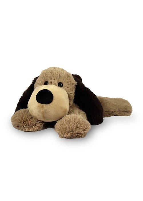 Brown Dog Cozy Plush Warmie