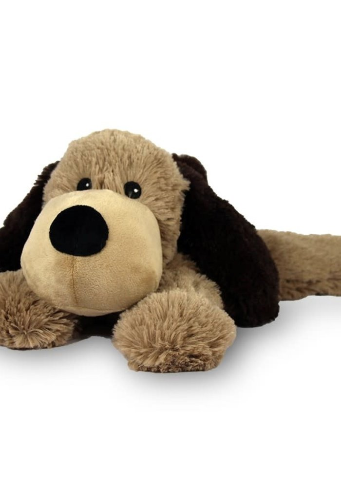Brown Dog Cozy Plush Warmie
