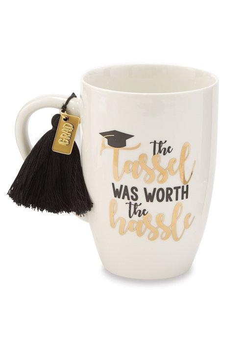 Mudpie The Tassel Was Worth the Hassle Tassel Mug
