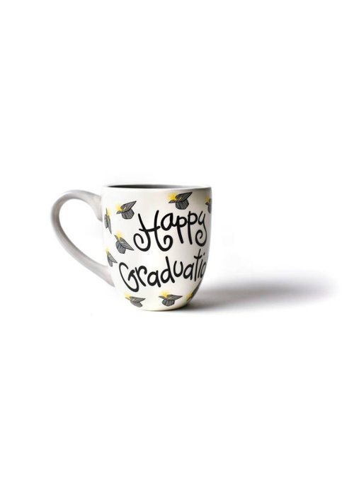Happy Everything Happy Graduation Cap Mug