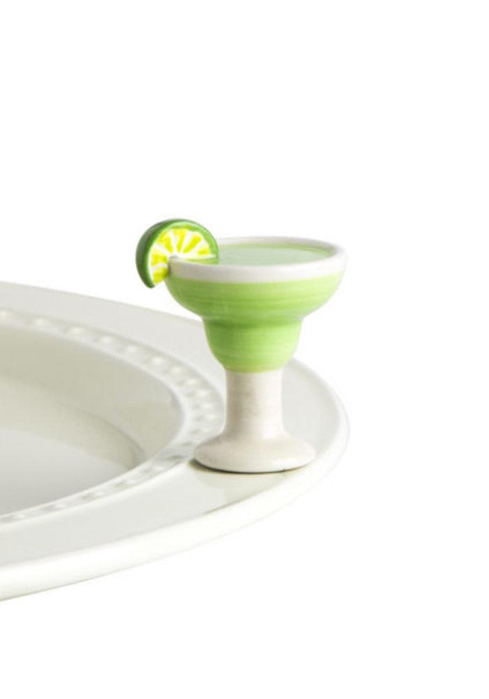Lime & Salt, Please Nora Fleming Mini