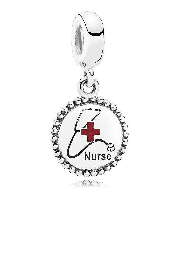 Nurse Stethescope Charm